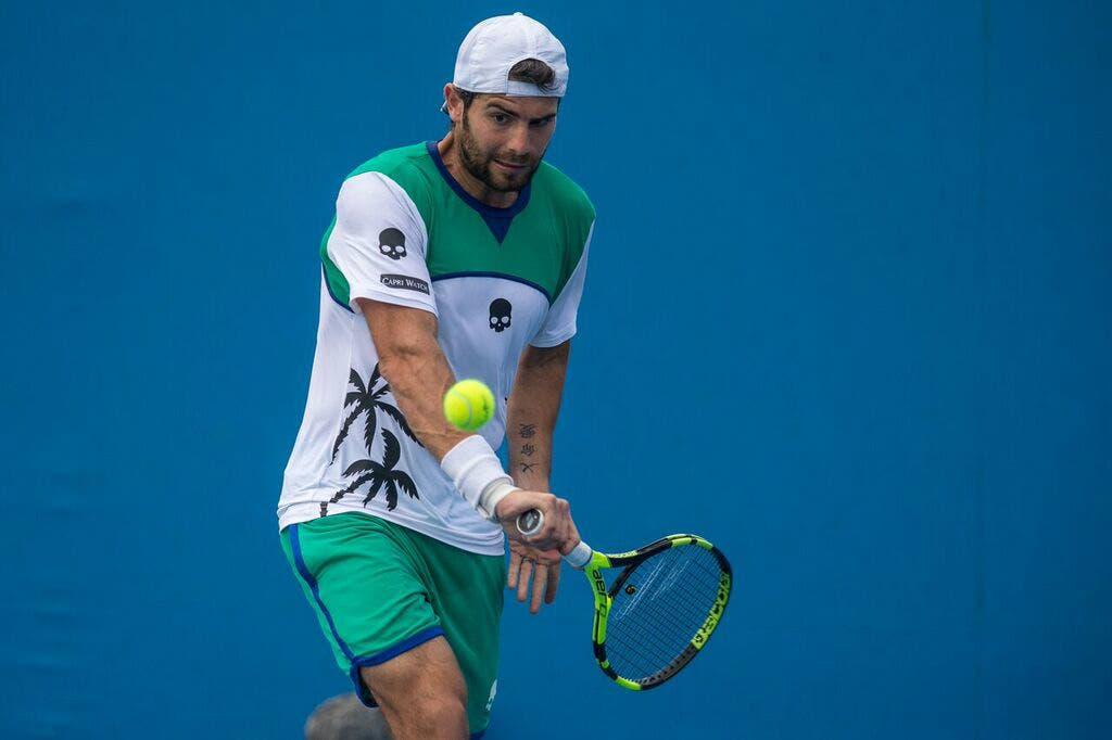 ATP Challenger: Vanni e Bolelli in corsa a Eckental