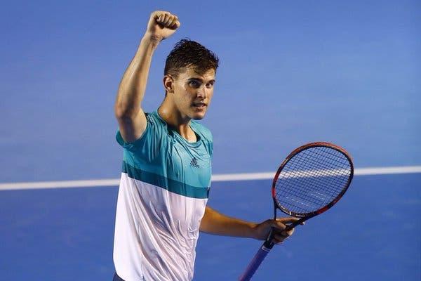 ATP Acapulco: Thiem batte Tomic, primo ATP 500 in carriera