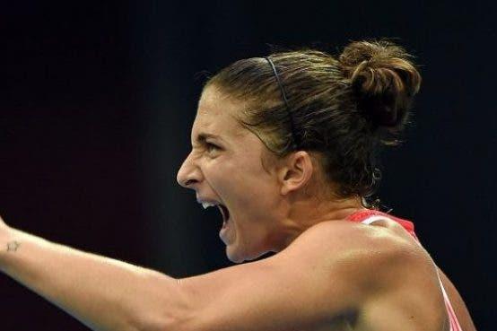 WTA Tianjin: altra vittoria per Errani. Sharapova balbetta