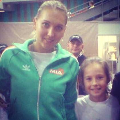 Elena Vesnina e Daria Kasatkina