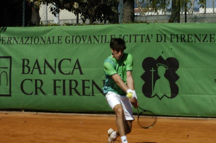 Enrico Dalla Valle - Torneo Città di Firenze 2016 (Foto Camel)