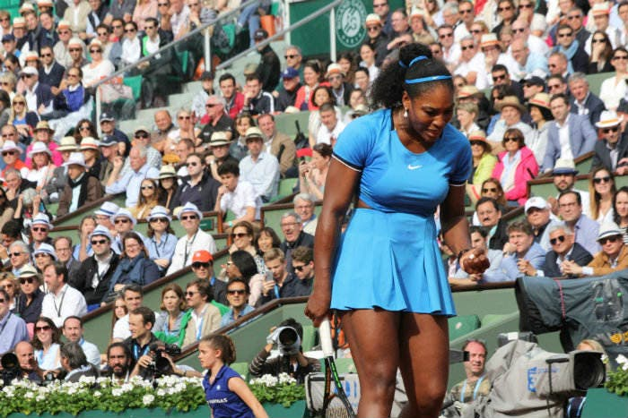Roland Garros, donne: Serena Williams supera lo spavento Putintseva. Ora Bertens