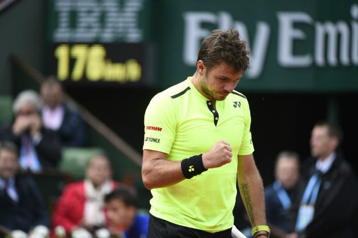 Roland Garros, uomini: Wawrinka lascia un set a Troicki. Impresa Ramos-Vinolas, primi quarti Slam