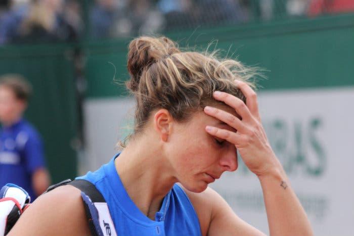 WTA Hobart: forfait Errani, subito fuori Schiavone