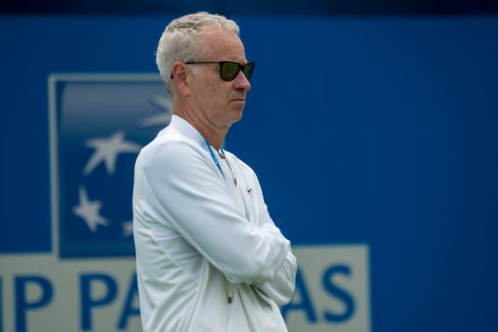"""McEnroe: """"Nadal numero uno? Non l'avrei mai detto. Muguruza, primo posto meritato"""""""