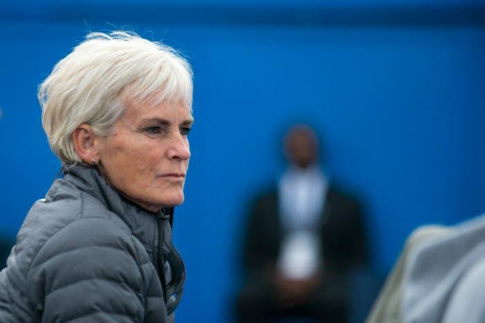 Judy Murray non si ferma mai: vuole far rinascere il tennis in Scozia