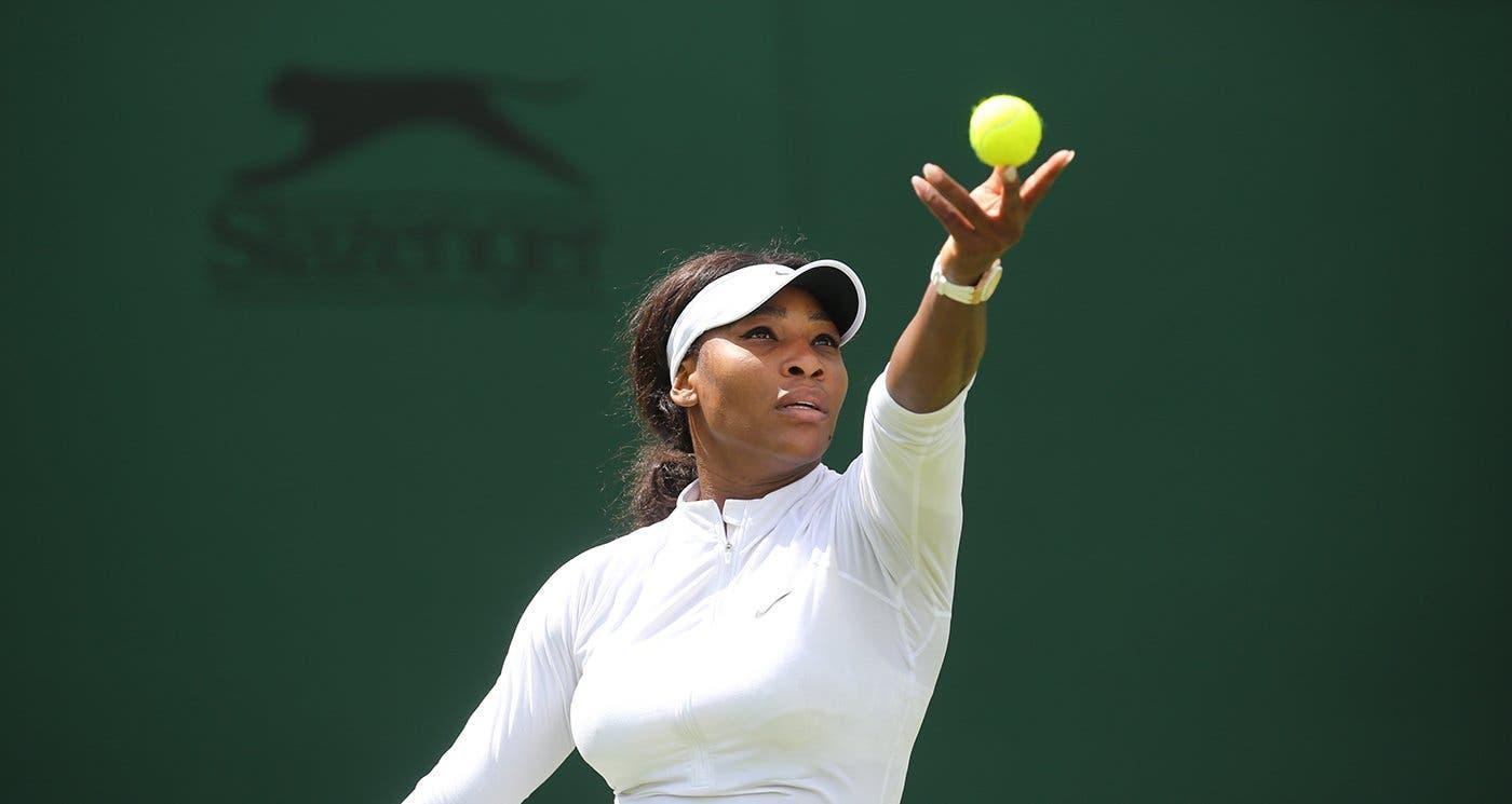 Wimbledon, donne: Serena Williams non suda e fa 300, avrà Kuznetsova. Fuori Bacsinszky, avanti Makarova e Vesnina