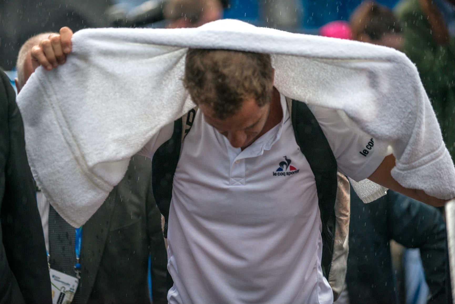 """Gasquet risponde a Federer: """"Se non sono n.1 è solo colpa mia"""""""