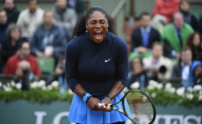 Roland Garros, donne: solo Muguruza tra Serena Williams e Steffi Graf