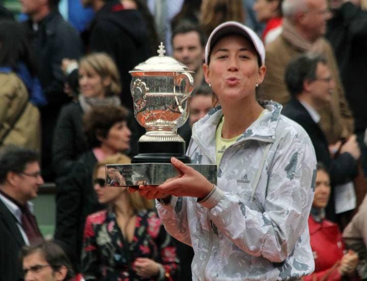 Roland Garros, donne: pazzesca Muguruza! Primo Slam in carriera
