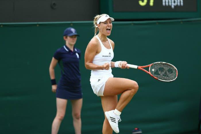 Wimbledon, donne: Kerber facile, incredibile Venus. A Cibulkova il match del torneo