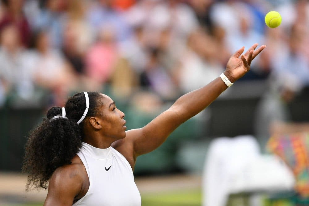 Wimbledon, donne: Serena doma Kuznetsova, Halep al terzo contro un'ottima Keys