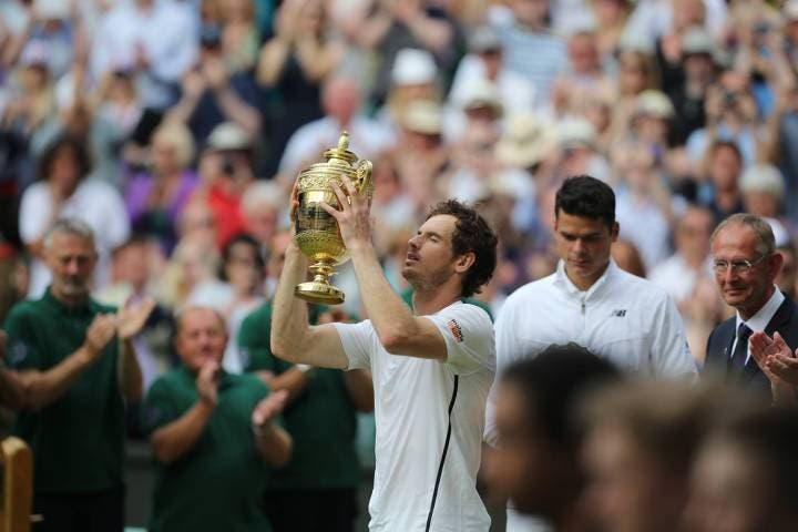 Wimbledon incorona il suo re: Andrew Barron Murray è Andy II