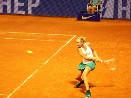 Donna Vekic - Croatia Open 2016 (foto di Ilvio Vidovich)