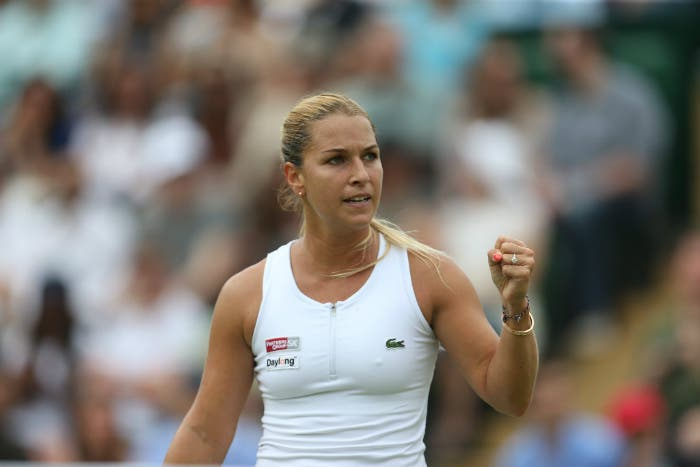 Wimbledon donne: Serena Williams controlla, Cibulkova compie l'impresa