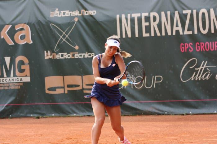 Mondo ITF: Lucrezia Stefanini finalista a Schio. Sofia Kenin trionfa a Sacramento