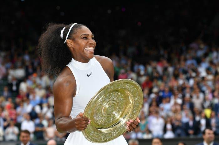 """Serena Williams a tutte le donne del mondo: """"Continuate a sognare in grande"""""""