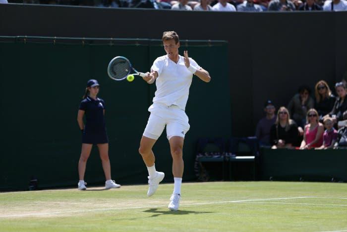 Wimbledon, uomini: Berdych non perdona, si ferma la corsa di Pouille