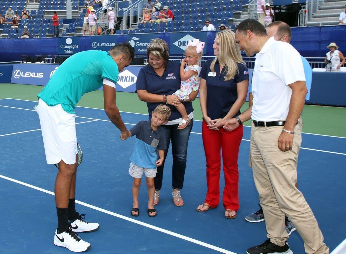 ATP Atlanta: Nick Kyrgios trionfa, secondo titolo da professionista