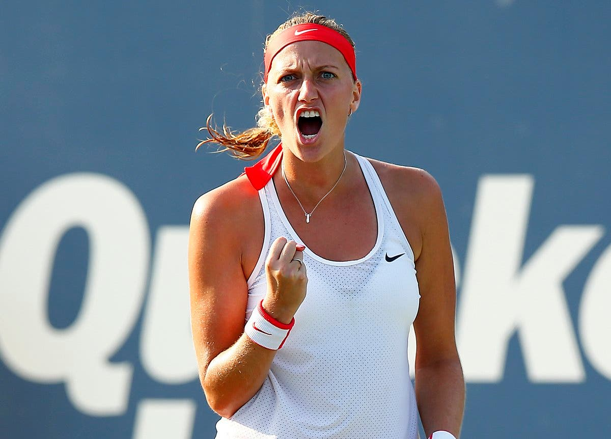WTA Lussemburgo: Kvitova a caccia del titolo contro Niculescu