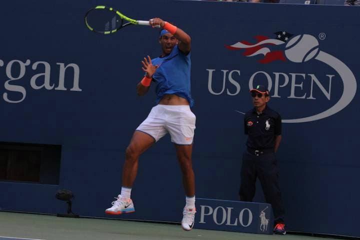 Rafael Nadal - US Open 2016 (foto di Roberto Dell'Olivo)