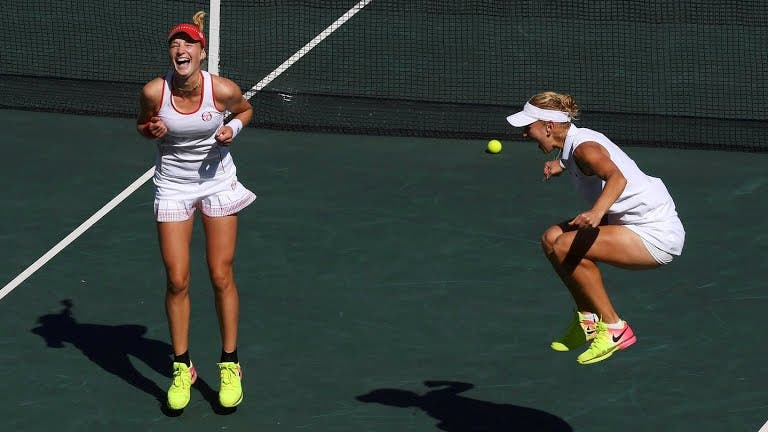 Makarova/Vesnina a un passo dal Career Grand Slam