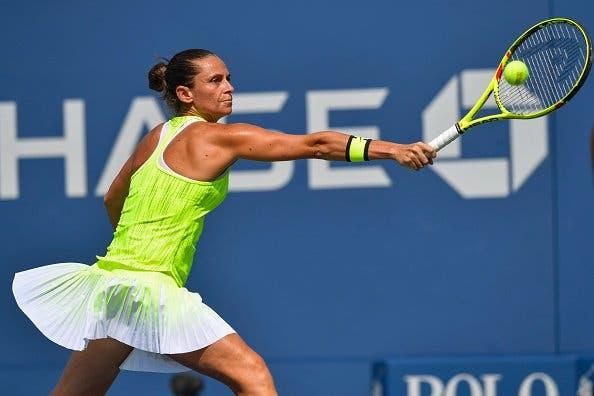 US Open, italiani: derby Fognini-Travaglia al 1T, sfortunata Roberta Vinci