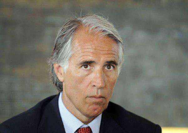 """Malagò sulla squalifica di Fognini: """"Mi auguro gli serva da lezione"""""""