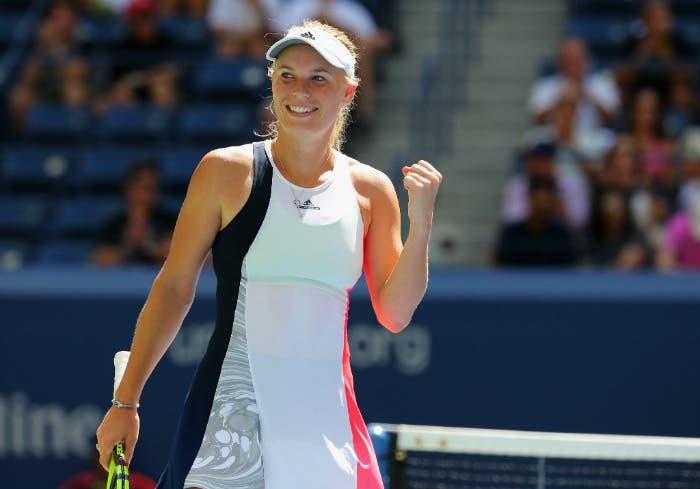 US Open, donne: si infortuna Sevastova, Wozniacki di nuovo in semifinale