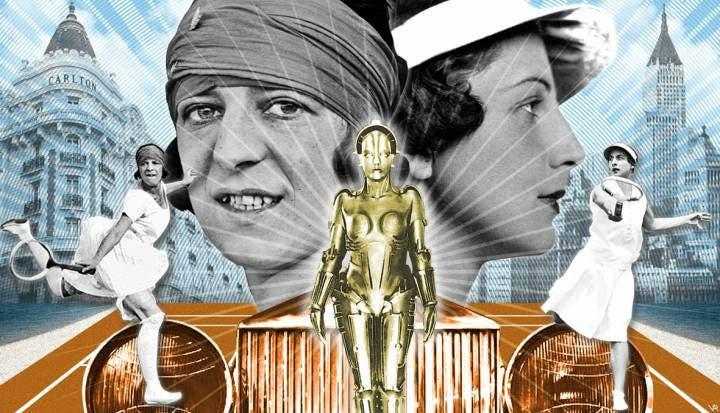 Racconti dal XX secolo: la Dea affronta la Regina, duello al sole