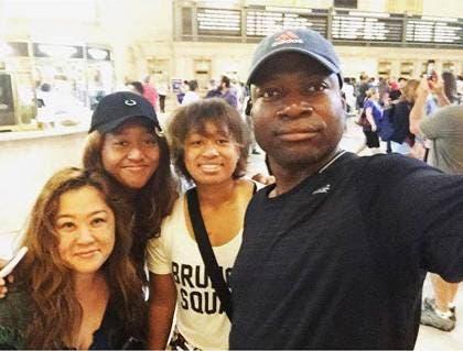 Famiglia - Naomi Osaka