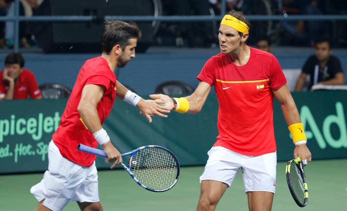 """Rafael Nadal: """"Non sono pronto per giocare il singolare"""""""