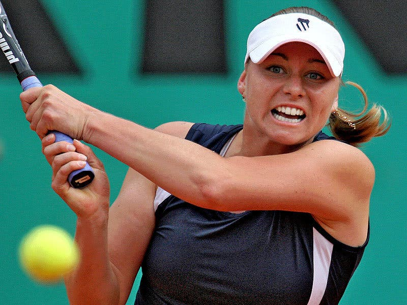 Qualificazioni WTA: Paolini, che lezione da Zvonareva!