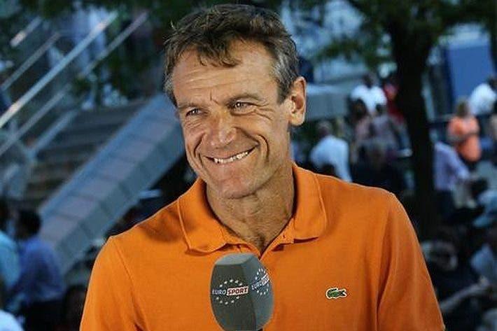 """Wilander: """"Ceck ha chance contro Thiem, non è in semi per caso"""""""