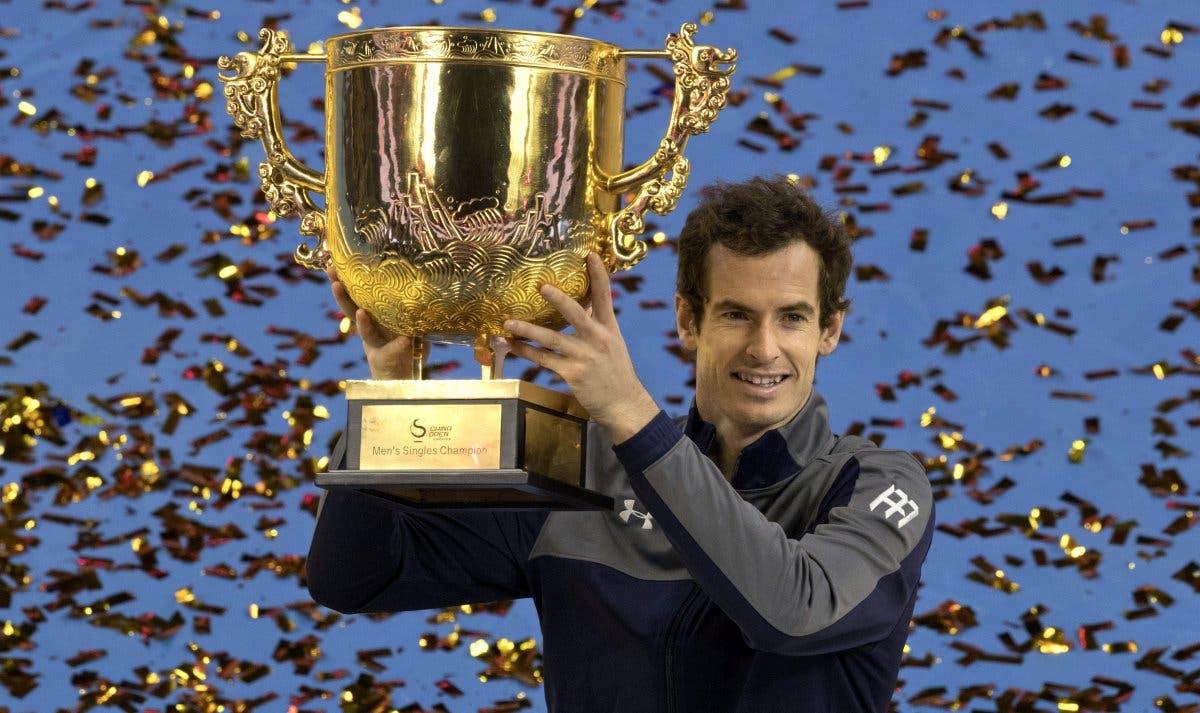 ATP Pechino: Murray costretto agli straordinari, Dimitrov si arrende