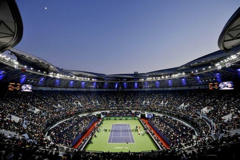 Tennis in Tour: Shanghai, caccia ai punti nella Perla D'Oriente