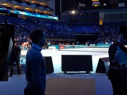 Filippo Volandri - Team SKY - ATP World Tour Finals 2016