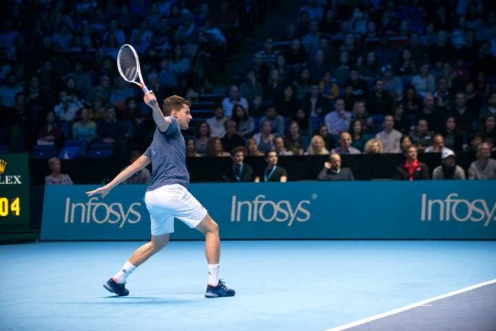 Dominic Thiem - ATP Finals 2016 (Alberto Pezzali © All Rights Reserved)