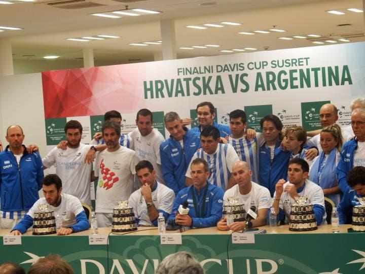 L'incontenibile gioia argentina e la grande delusione croata in sala stampa [VIDEO]