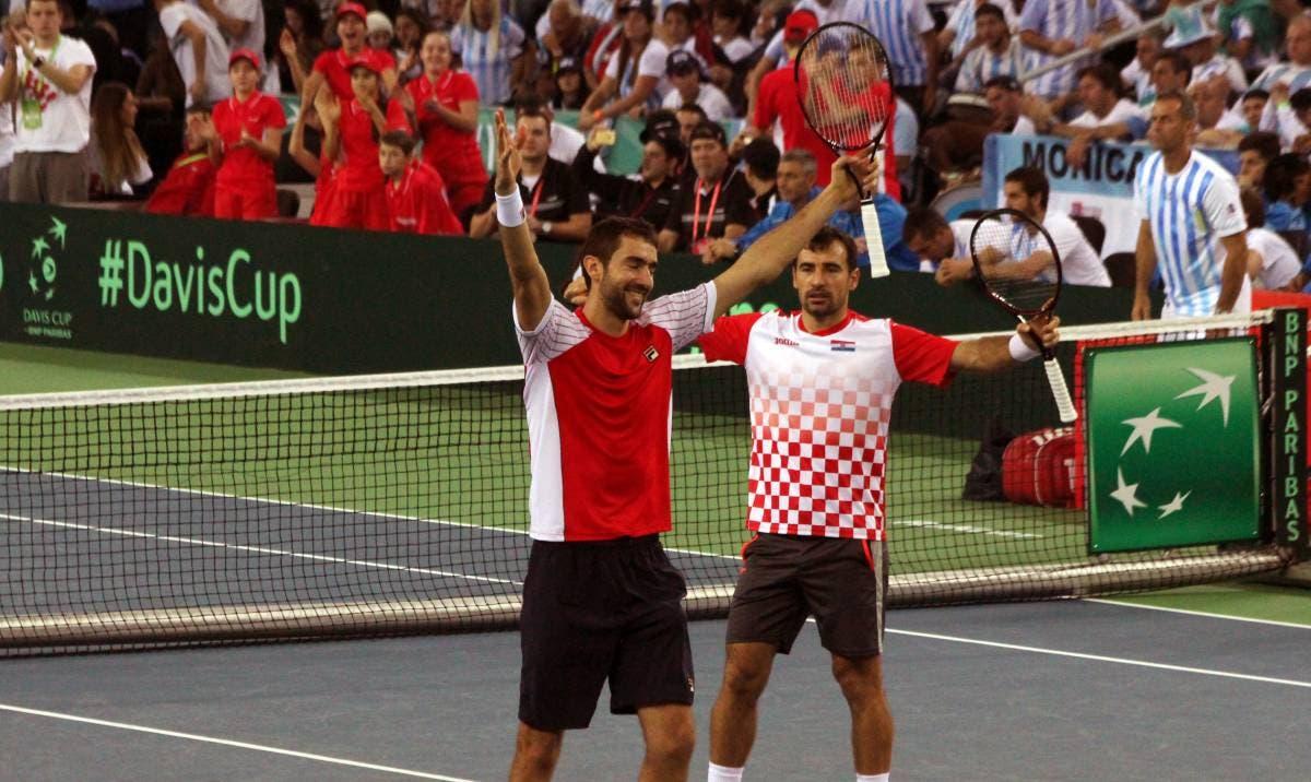 Dodig eroe del doppio: la dimostrazione che nel tennis niente si può improvvisare