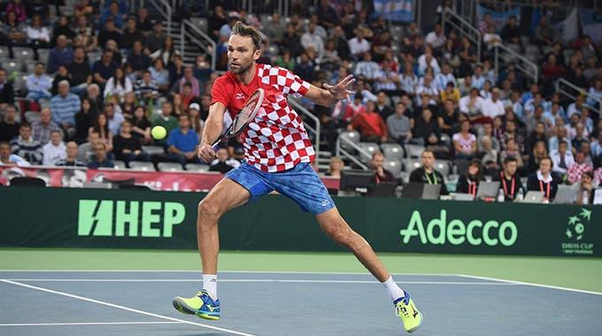 """Coppa Davis interviste, Karlovic: """"Non il mio miglior tennis"""". Del Potro: """"Ho alzato il livello negli ultimi 2 set"""" [AUDIO]"""
