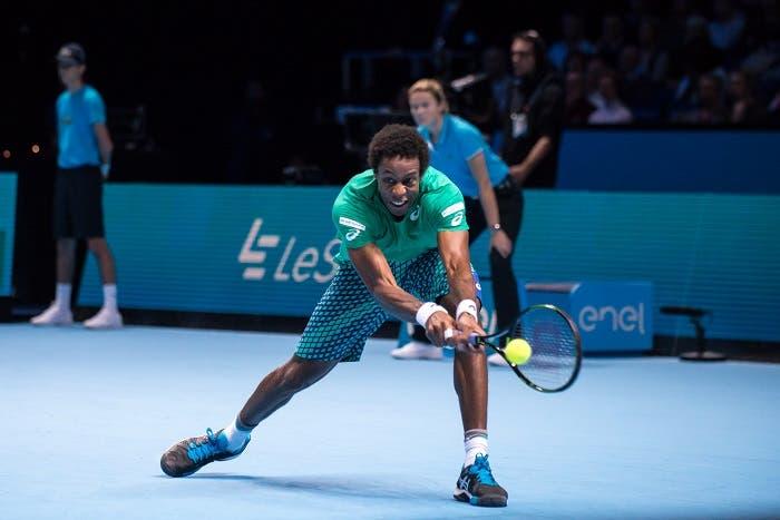 Gael Monfils - ATP Finals 2016 (Alberto Pezzali © All Rights Reserved)