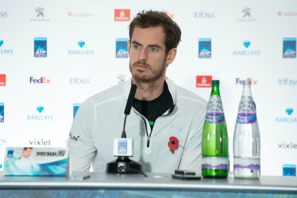"""ATP Finals interviste, Murray: """"Gli Slam la priorità, non credo ci sarà un'era Murray"""""""