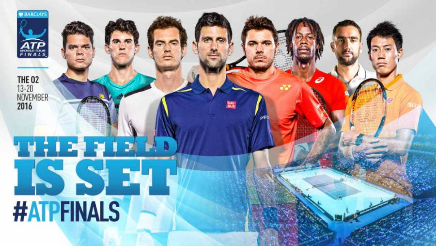 ATP Finals, la guida: gironi, calendario, precedenti