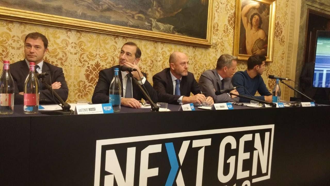 """Next Gen ATP Finals presentate a Palazzo Marino, Sala: """"Per Milano occasione straordinaria"""""""