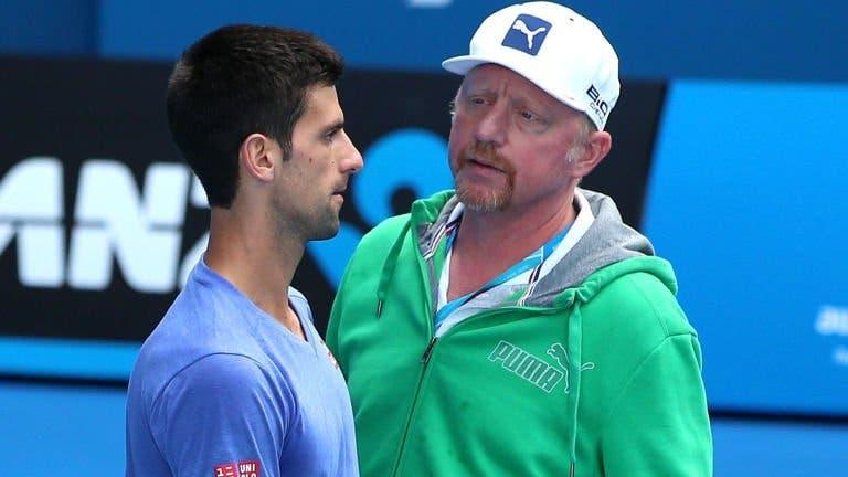 "Becker sprona Nole: ""Hai visto Federer-Kyrgios? Torna a lavorare!"""