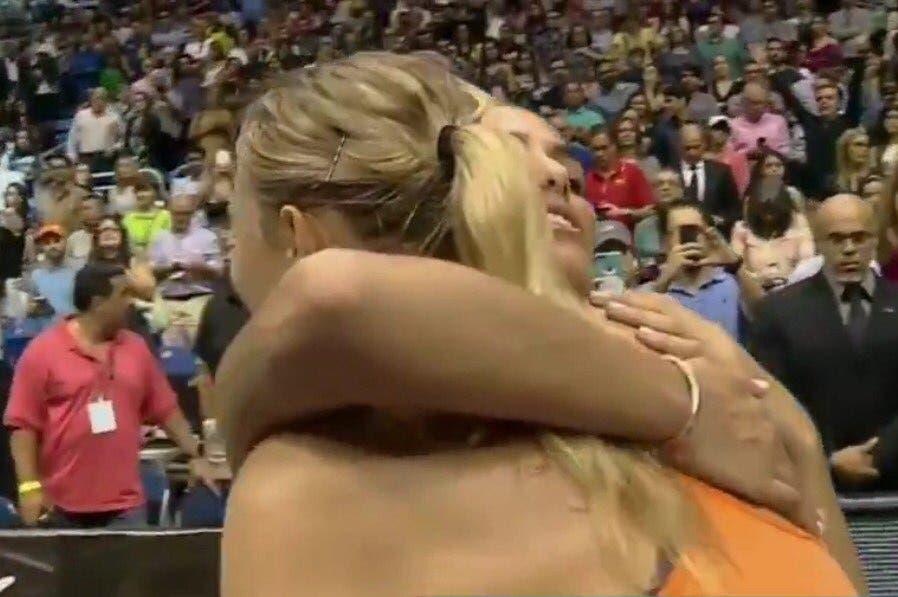 Puig e Sharapova a Porto Rico contro l'uragano