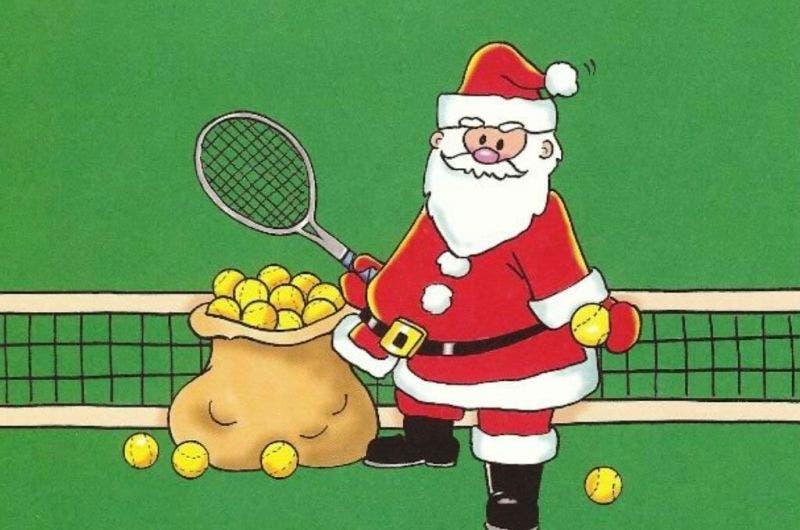 Auguri Di Natale Tennis.Si Chiude Un Anno Indimenticabile Auguri Di Buon Natale Video
