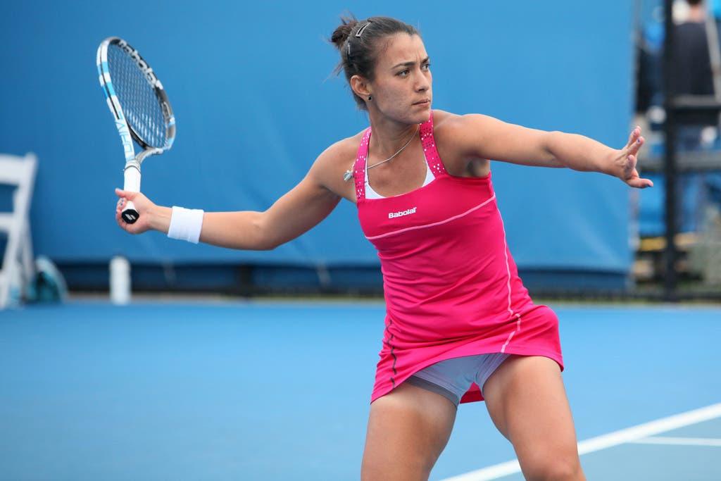 WTA Hobart: Vickery-Mertens, cose mai viste. Petkovic flop con Cepede Royg