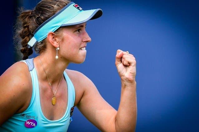 WTA Hobart: dalle qualificazioni al titolo, il primo acuto di Mertens